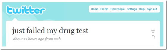 failed-drug-test