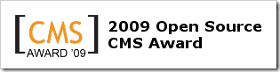 2009-Open-Source-CMS-Award