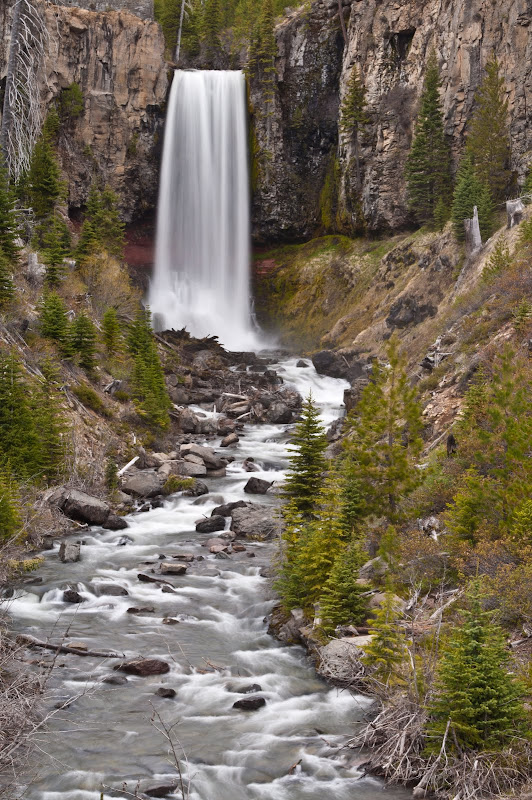 Tumalo Falls Loop