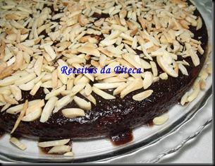 Bolo de chocolate e amêndoas1