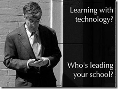 Leadership.Learning with Technology