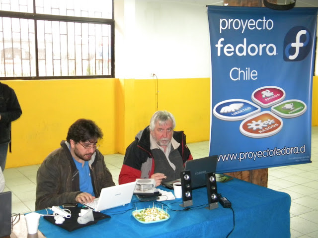 Embajadores Fedora en Quintero