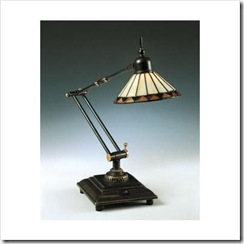 Pueblo Tiffany Desk Lamp