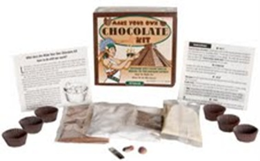 chocolate Kit Ingredients