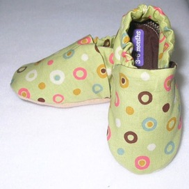 dot shoes