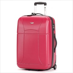 Helium Zip 25%94 Suiter Trolley in Raspberry Red