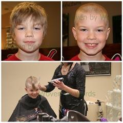Ryan hair cut