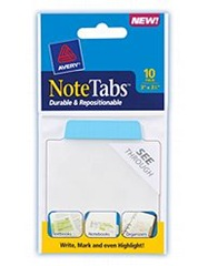 NoteTabs