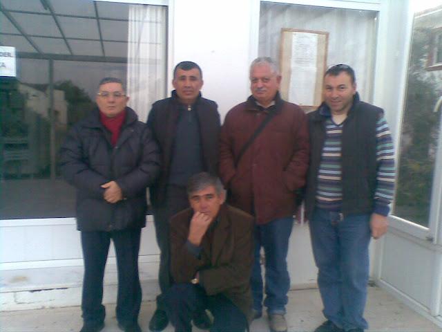 Hacı Bektaş Veli Anadolu Kültür Vakfı Datça Şubesi Yönetimi ve Yası Matem Aşure Etkinliği