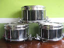 MB snare hts Drumband