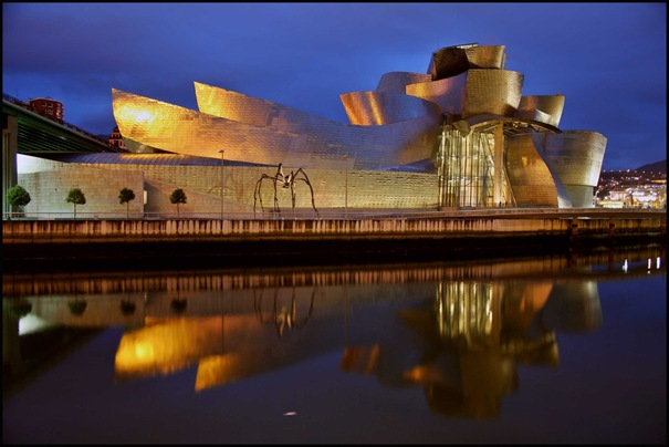 Guggenheim Museum (Bilbao, Spain)