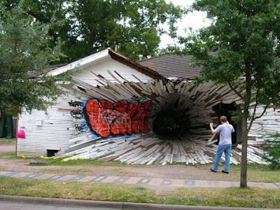 The Hole House, Texas, United States