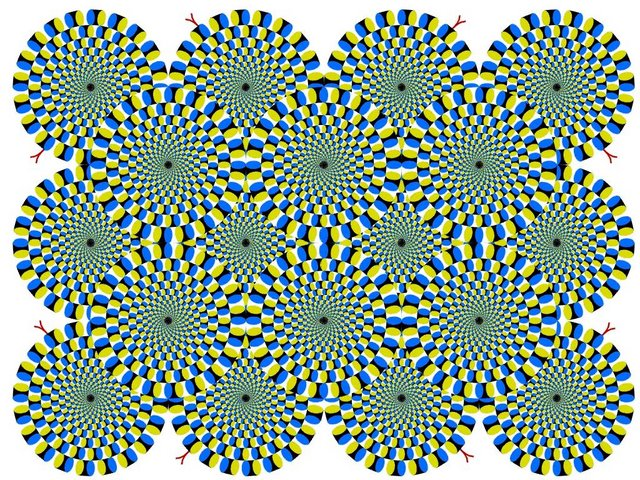 Incredible Optical Illusions (Part I) photo
