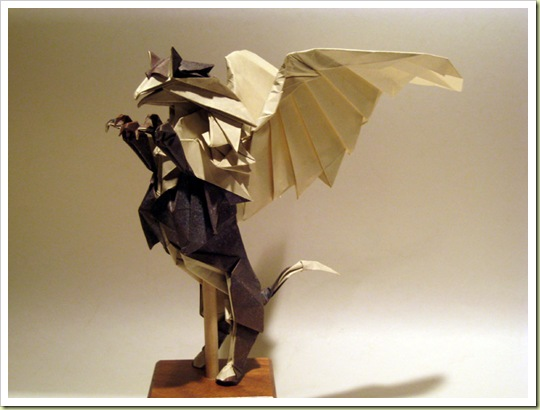 ORIGAMI 15-origami-gryphon1