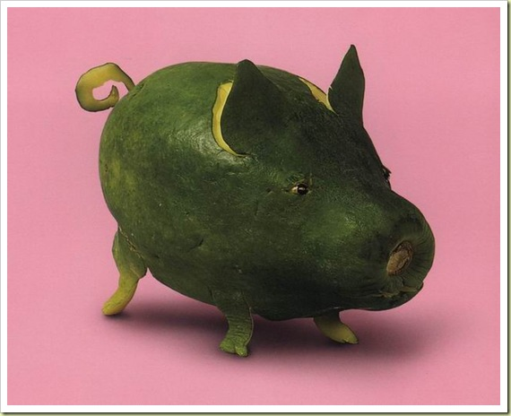 01 fruit and vegetable art boar thumb1 - interesting pics~