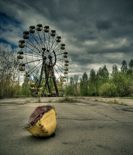 pripyat creepy