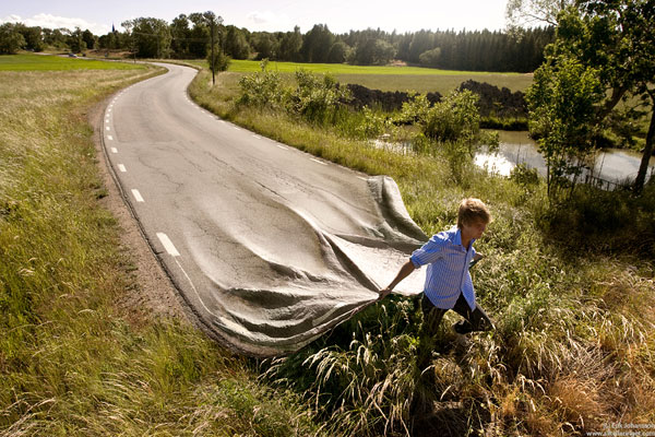 Inspirational Photo Manipulation by Erik Johansson (21 pictures)