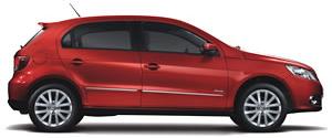 Novo Gol G5 o carro mais vendido do Brasil