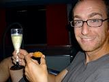 Et même Champagne!