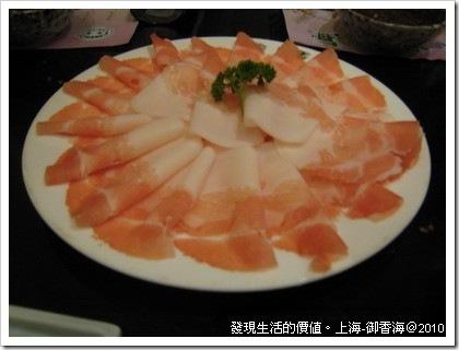 御香海-豬肉