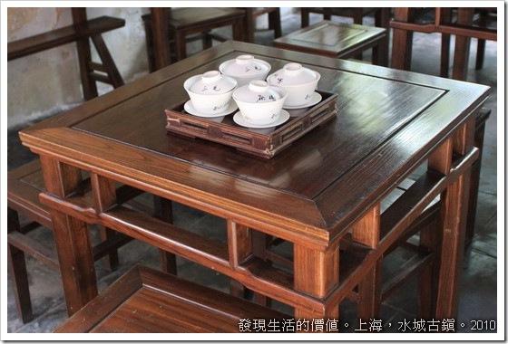 周庄,三毛茶店
