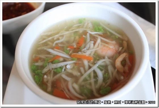 樺榮海鮮餐廳,翡翠海鮮羹