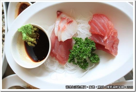 樺榮海鮮餐廳,生魚片