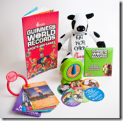 chick fil a kid's meal prizes