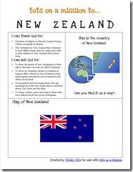 New Zealand example