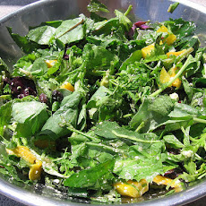 More Green Than Usual Salad