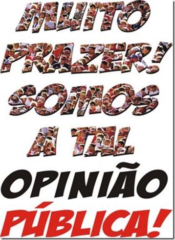 opiniaopublica