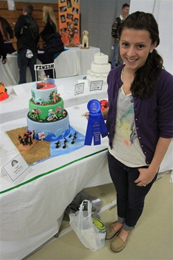 Triathlon Cake: Awards1
