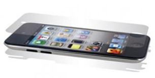 iPod Touch 4G Screen protectors, covers & skins