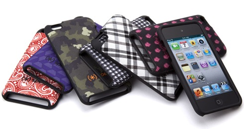 ipod touch 4g with camera cases. iPod touch 4g cases from Speck