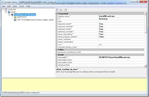 net, sitecore and setup development moving to dotnetinstallerdni_prerequisite_wrong