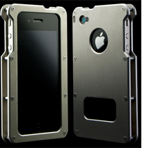 Abee aluminium jacket for iPhone 4 sidebar image