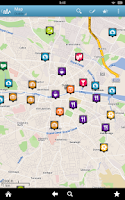 Screenshot of Dublin Travel Guide by Triposo