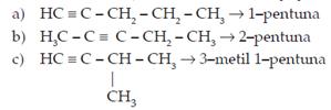 Contoh isomer Alkuna