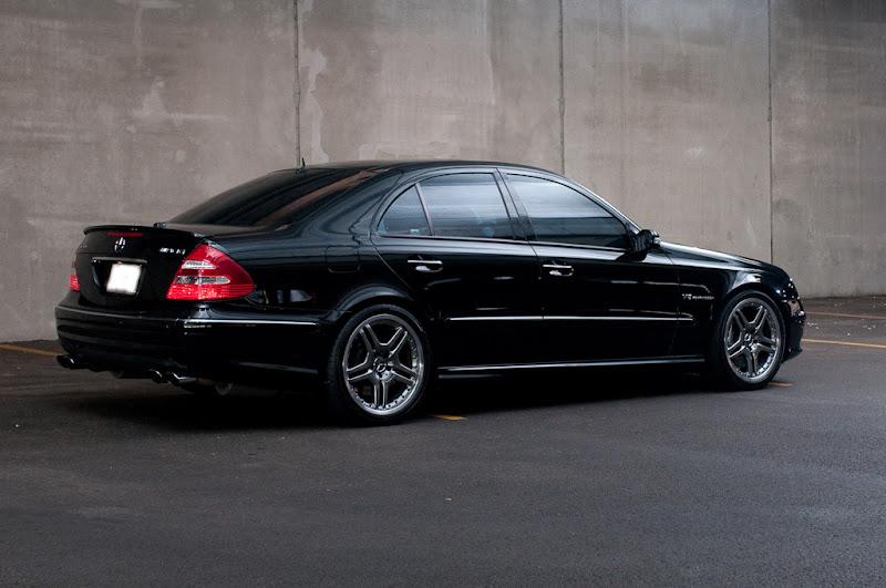 My E55 W Oem Sl65 Amg Titanium Iv 19 Quot Wheels Mbworld