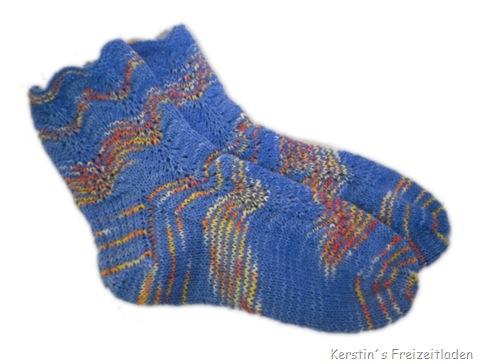 Socken Drachenwolle