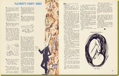 Playboy cartoon Jack Cole Sept 1954 b