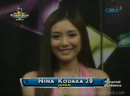 StarStruck V - Nina Kodaka