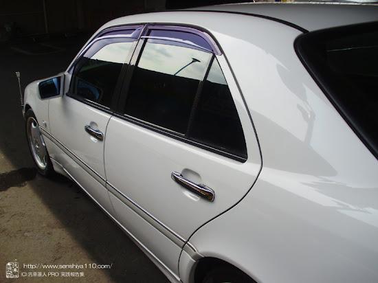 メルセデスベンツ C200 LIMITED 98y
