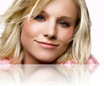 kristen bell 1920x1200 widescreen wallpaper