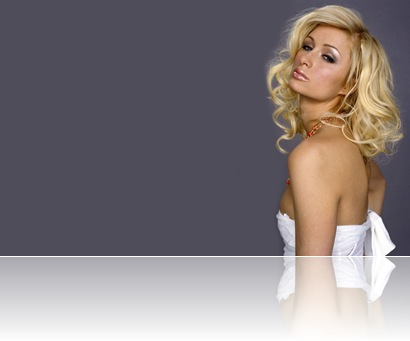 Paris Hilton Widescreen Wallpaper