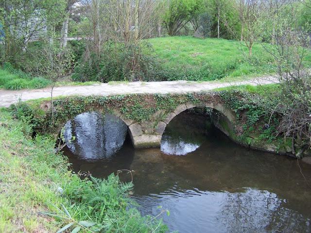 Ponte medieval de Sárdoma