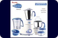 Preethi_Blue_Leaf_Platinum