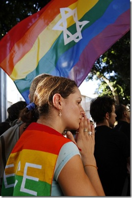 israel gay rally