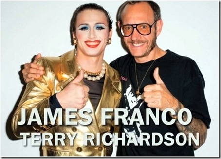 james franco terry richardson