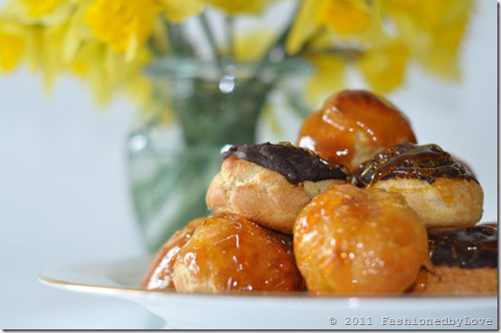 caramel_profiteroles